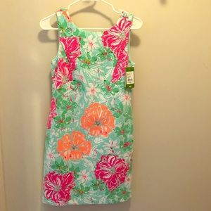 Lilly Pulitzer Eden Shift Dress. Style 20372.